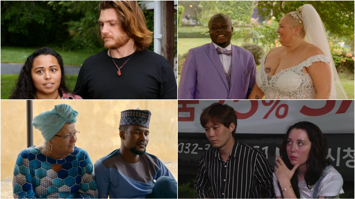 The cringiest couples of 90 Day Fiance
