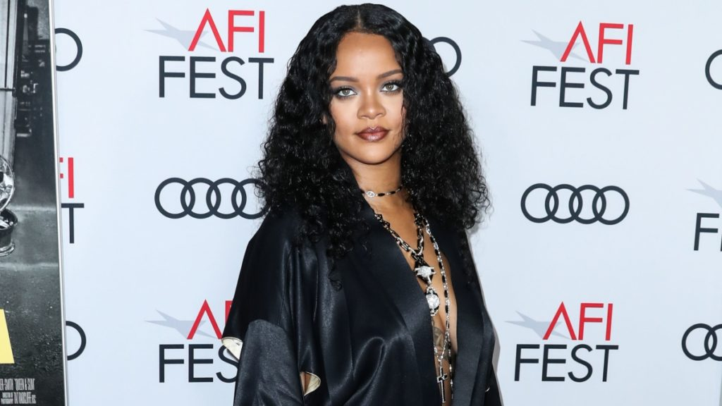 Rihanna linked to Big Brother now