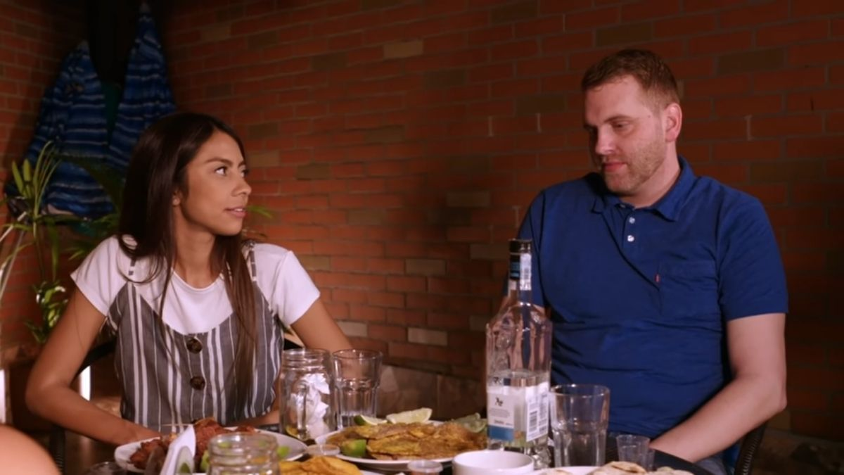 90 Day Fiance: The Other Way Tim confronts Melyza about being unfaithful.