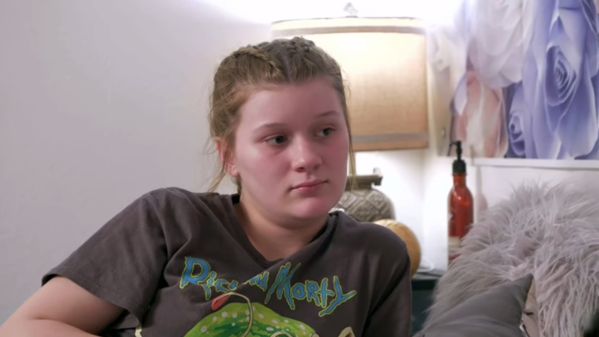 Madisen Beith stars in the first episode of the rebooted 16 and Pregnant. Pic credit: MTV