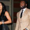 50 Cent with Jamira Haines