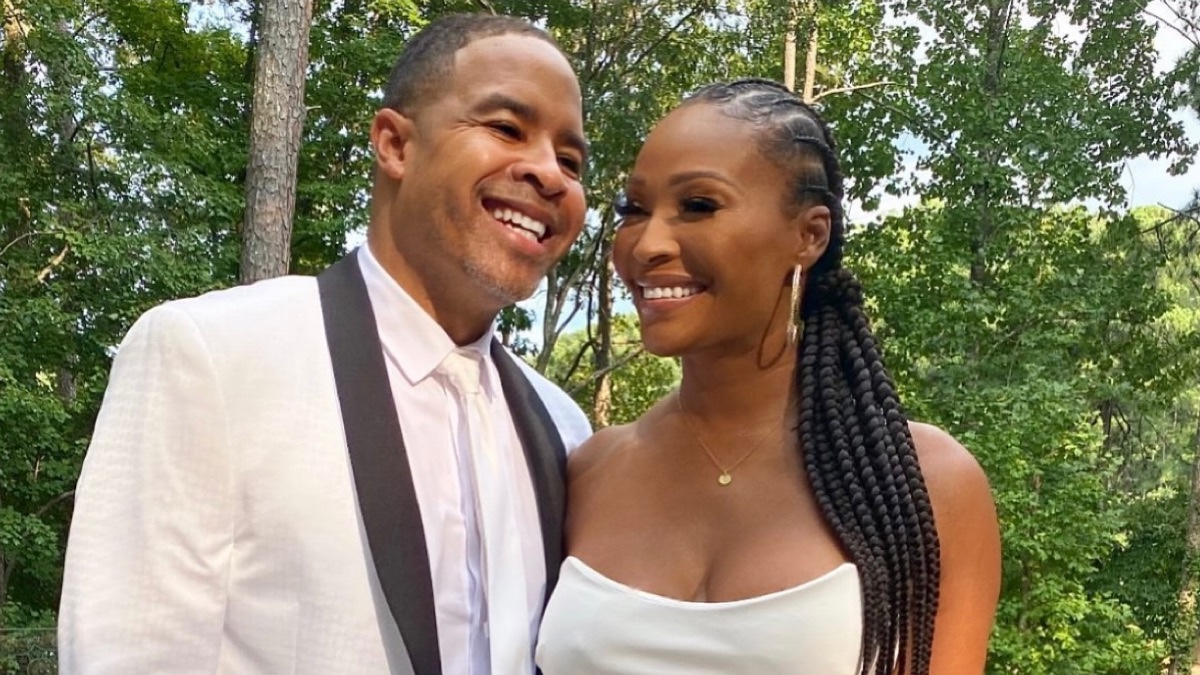 RHOA: Cynthia Bailey and Mike Hill