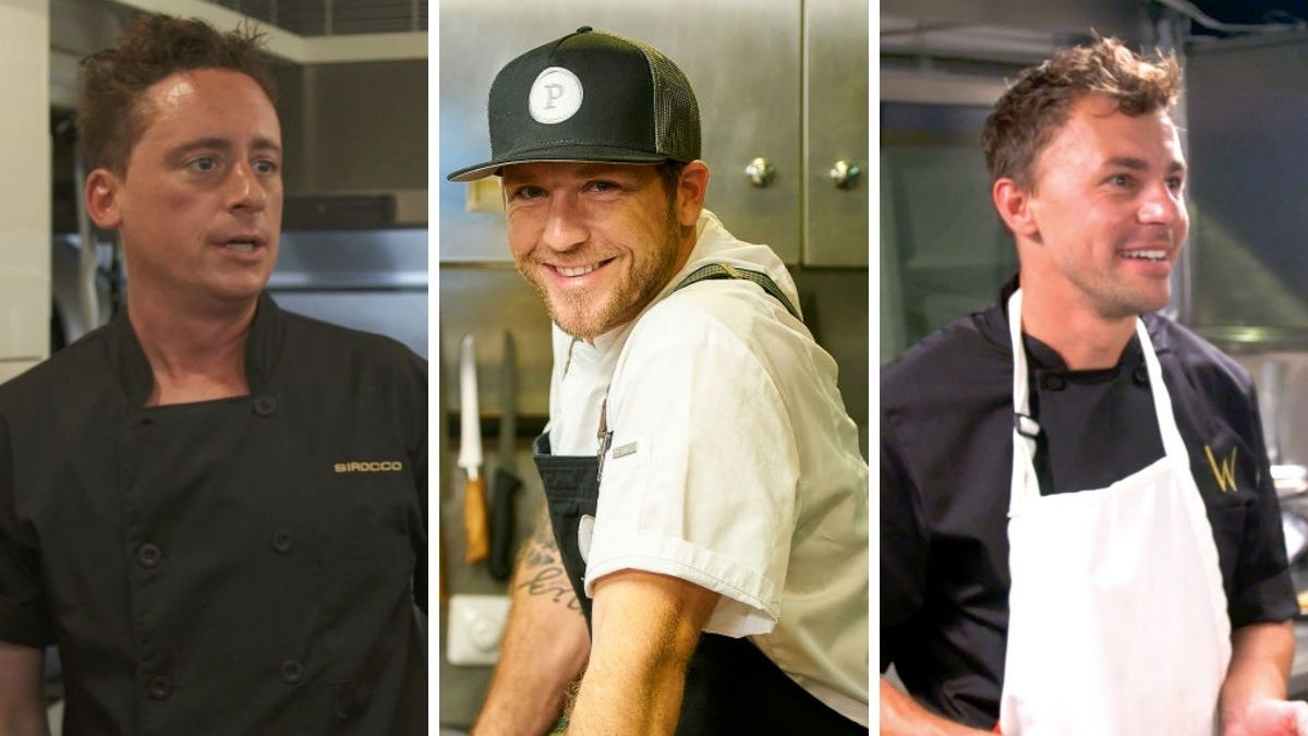 Chefs from Below Deck Med and Below Deck ranked worst to best