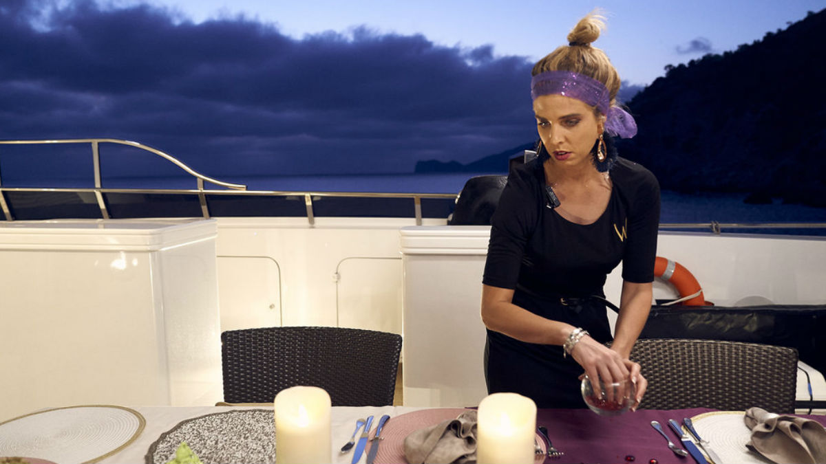Below Deck Mediterranean star Bugsy Drake is plotting the next chapter in her life.