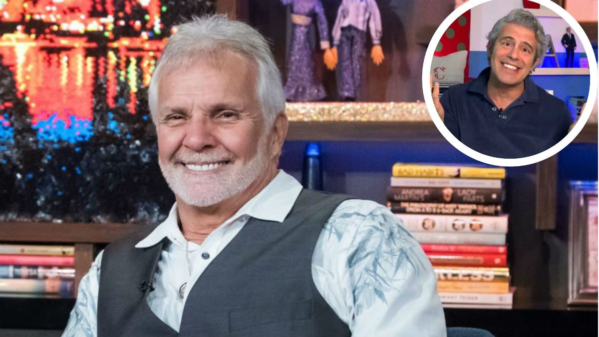 Andy Cohen's jaw dropped after Captain Lee spilled Below Deck Season 8 spoilers.