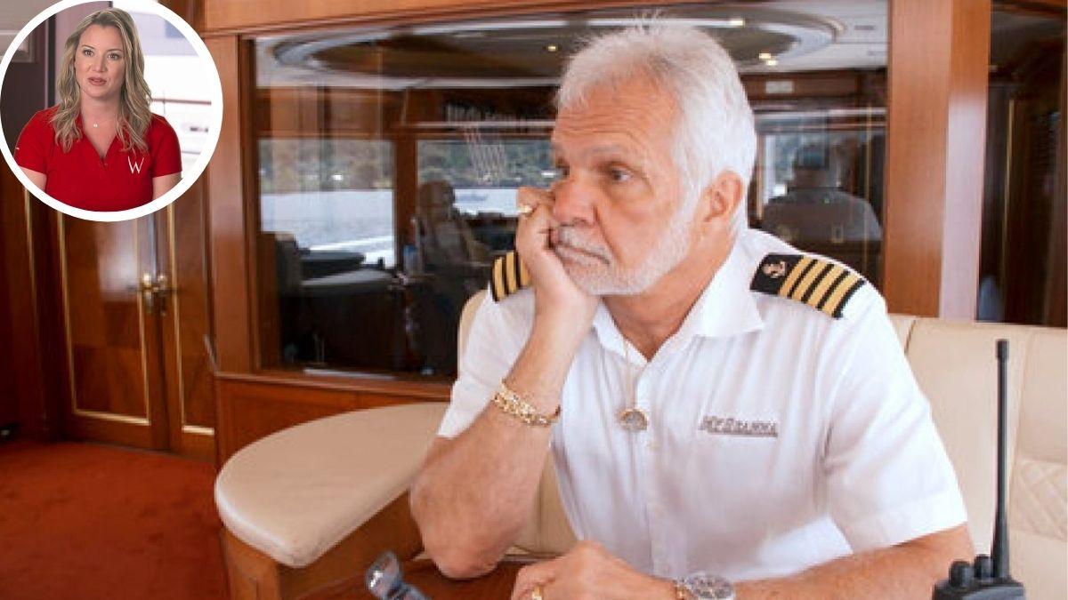 Below Deck's Captain Lee talks Hannah Ferrier being fired from Below deck Mediterranean.