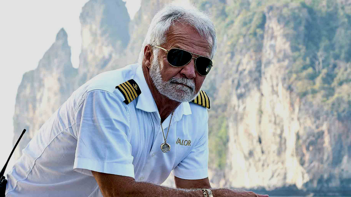 Captain Lee Rosbach dishes Below Deck Season 8 details.