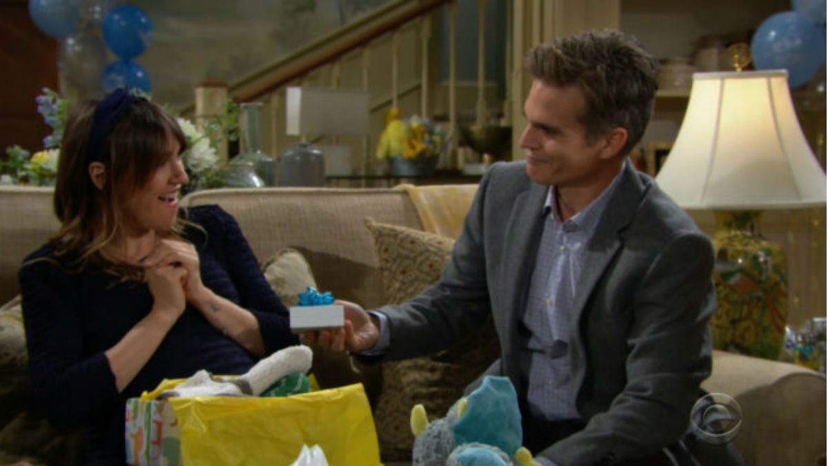 The Young and the Restless spoilers tease a baby for Kevin and Chloe.