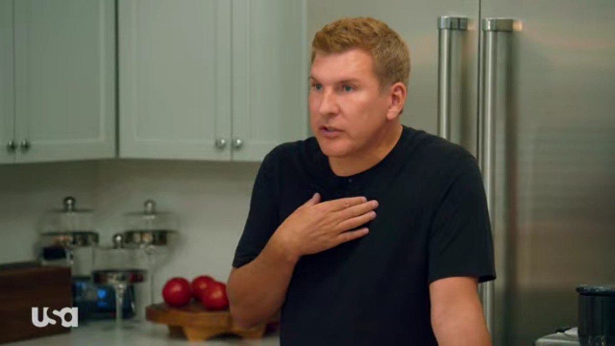 Todd Chrisley from Chrisley Knows Best.