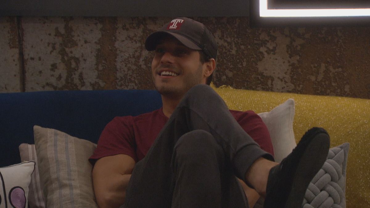 Cody Happy On BB22