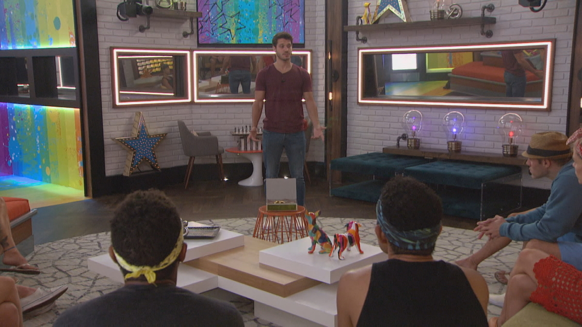 Cody Was Week 8 BB22 HOH