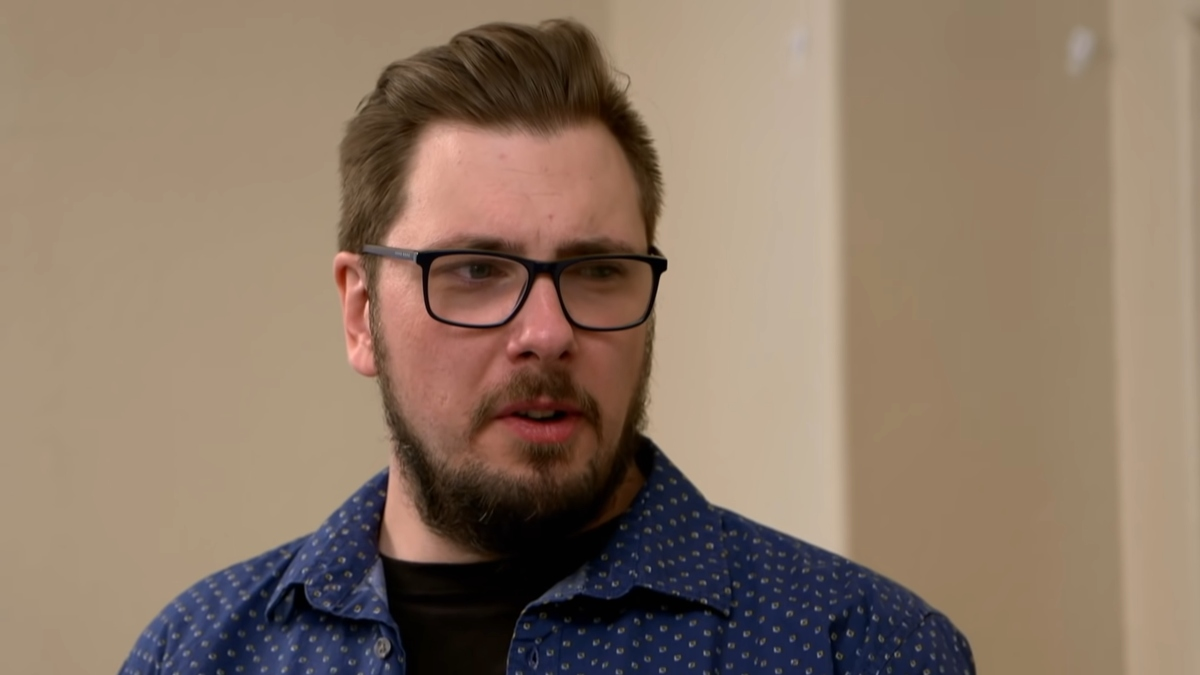 Colt Johnson on 90 Day Fiance: Happily Ever After?