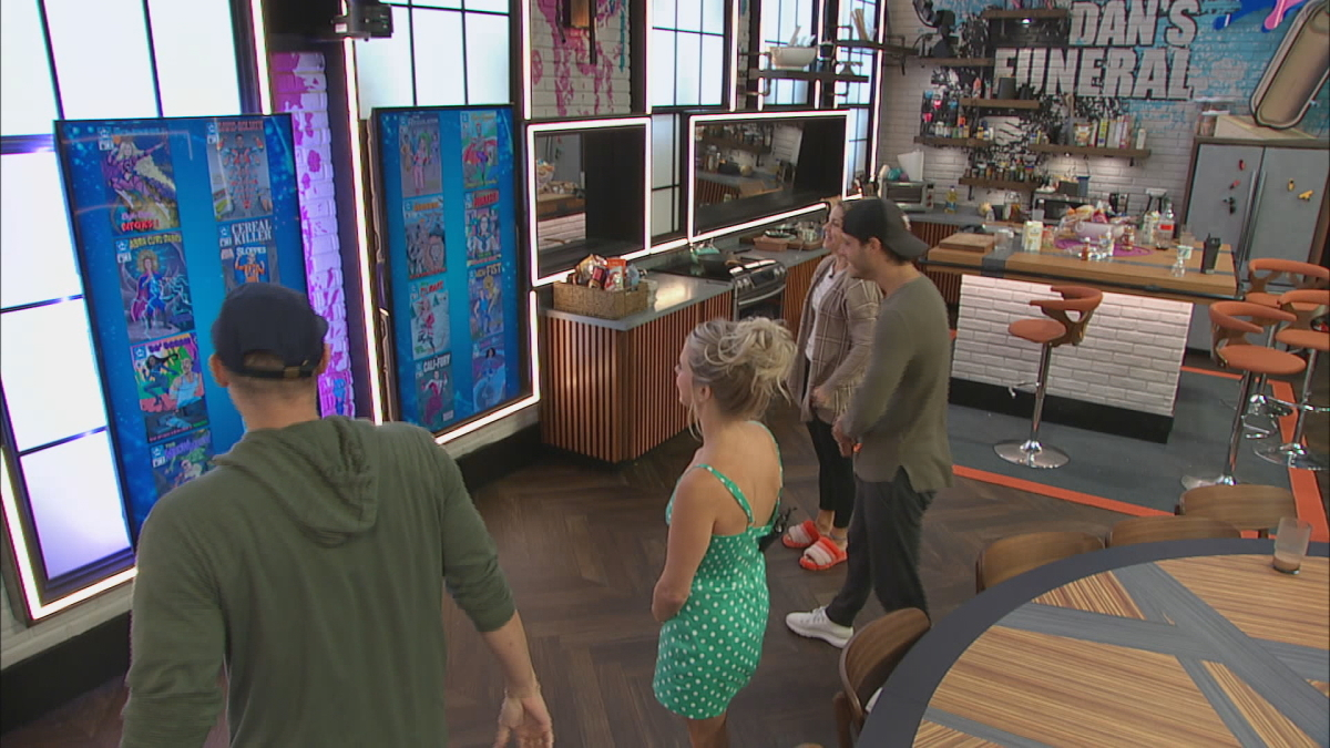 Final Four On BB22