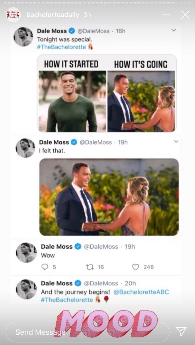 Dale views