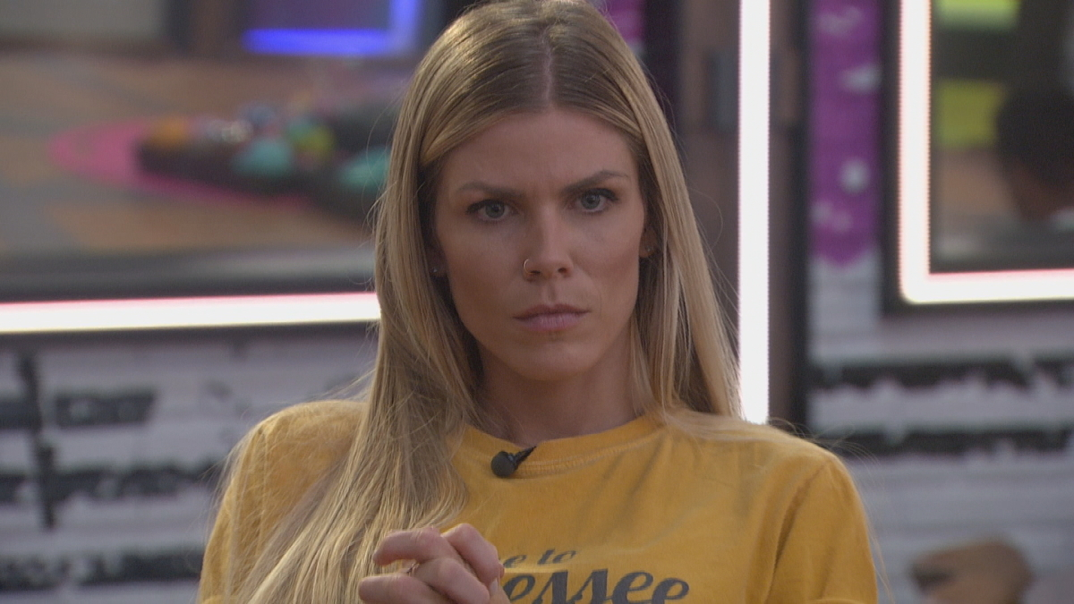 Dani Angry Face BB22
