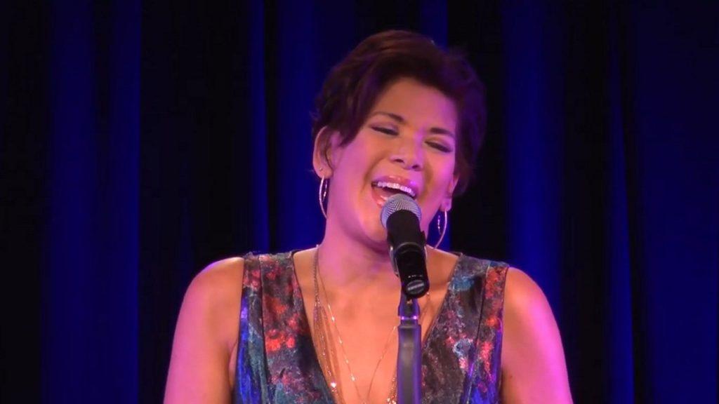 Doreen Montalvo performs