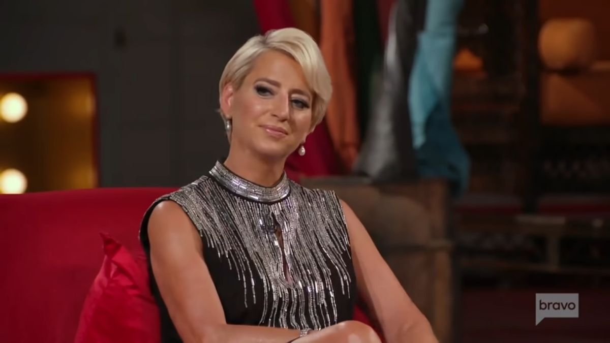 RHONY alum, Dorinda Medley, slid into new cast member, Eboni K. William's, DMs.