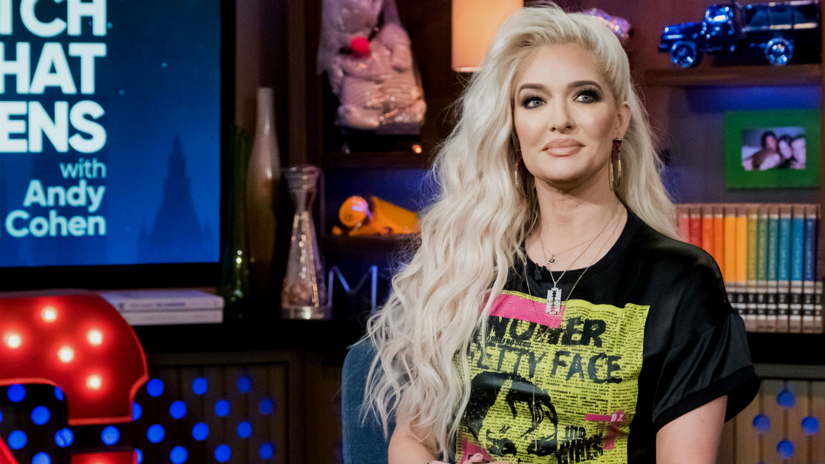 Those Erika Jayne fired from RHOBH rumors may have been misleading.