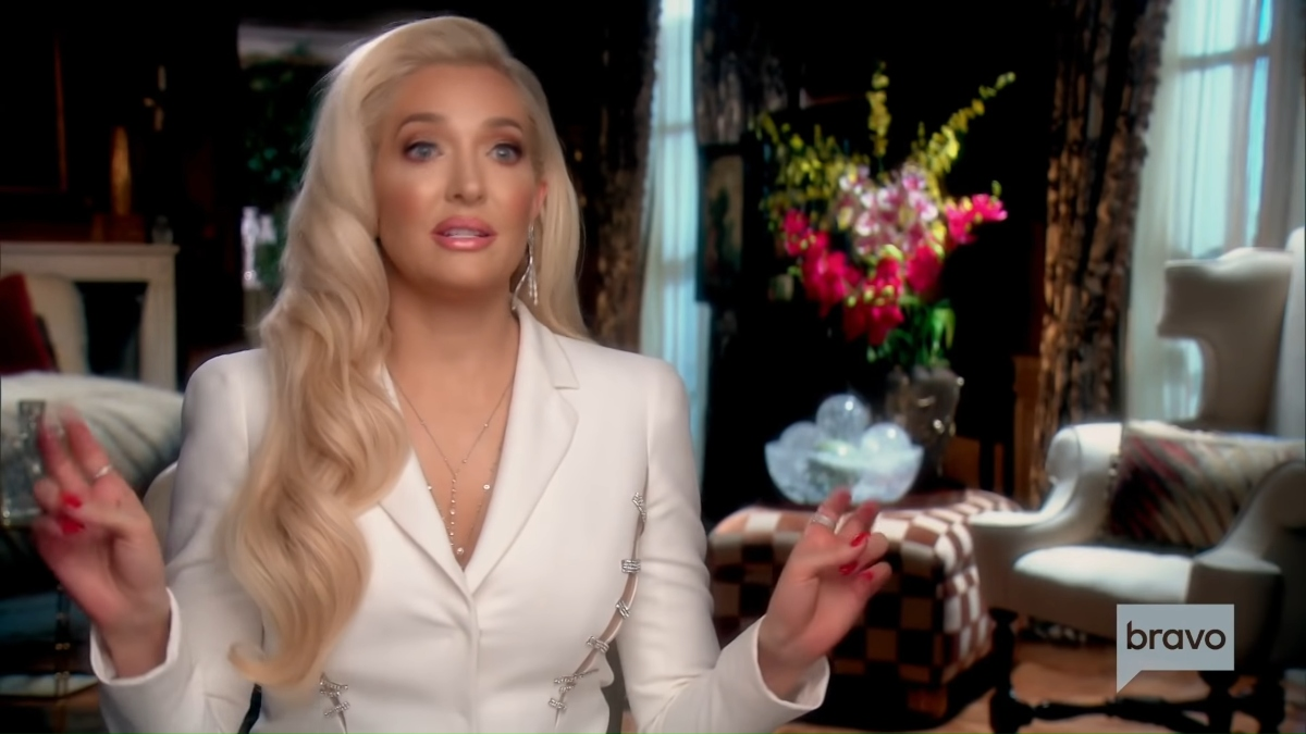 Erika Girardi on Real Housewives of Beverly Hills