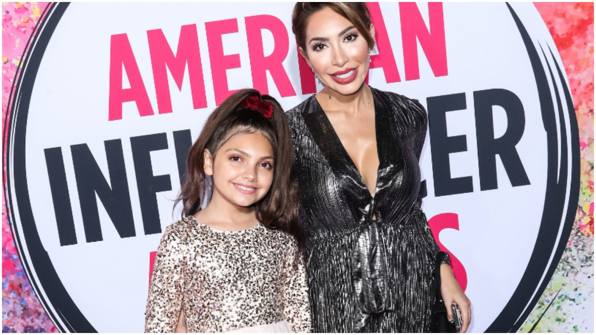 Farrah Abraham and Sophia Laurent Abraham