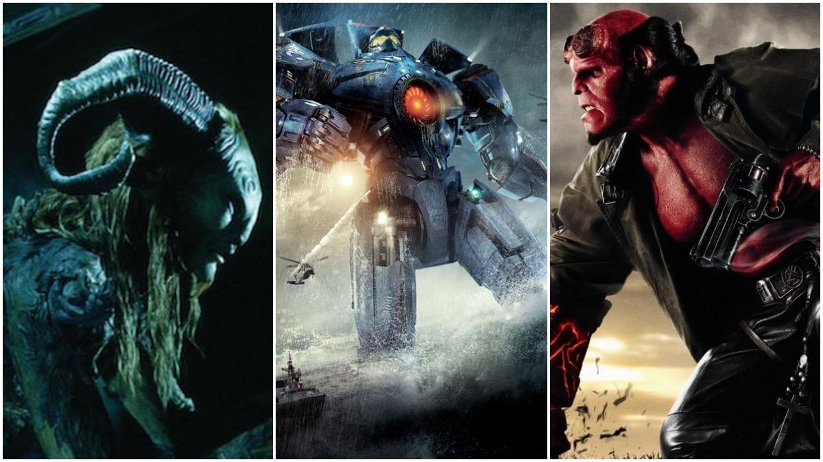 Guillermo Del Toro movies