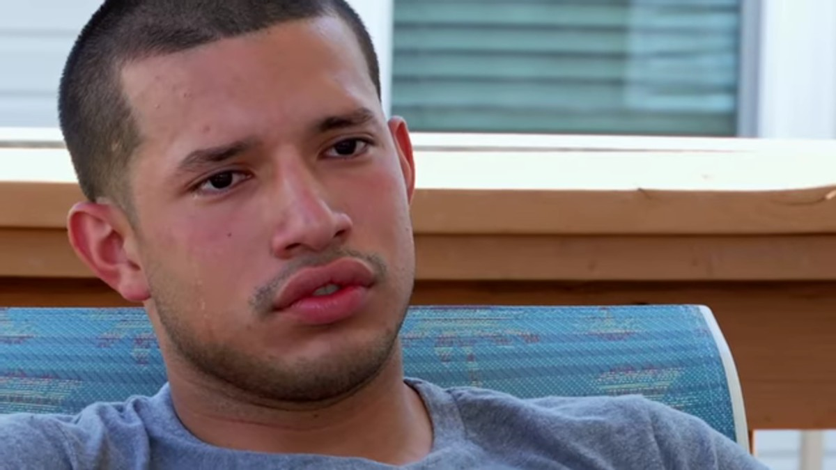 Javi Marroquin on Teen Mom 2.