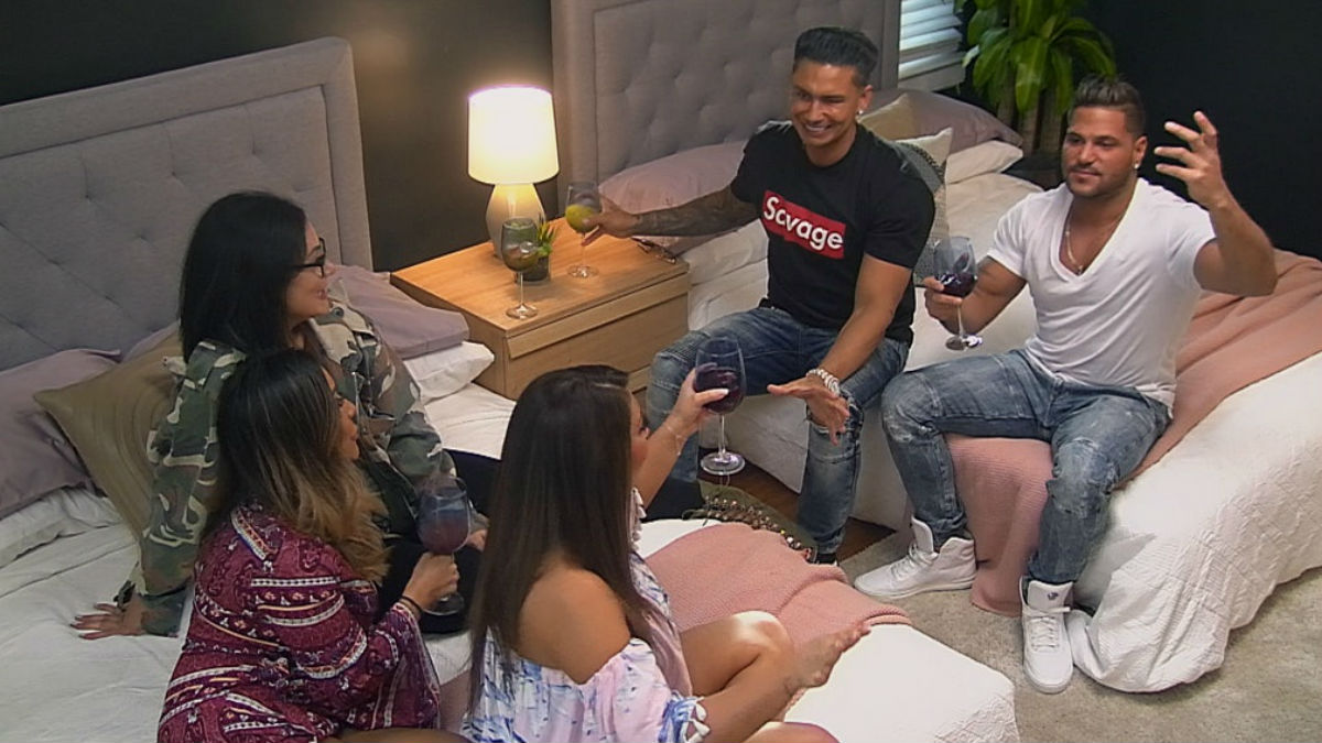 MTV has announced Jersey Shore Family Vacation Season 4 premiere date.