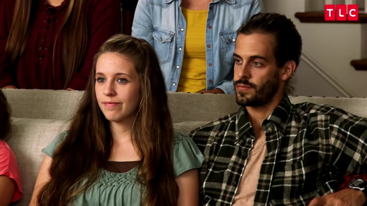 Jill Duggar and Derick Dillard on Counting On.