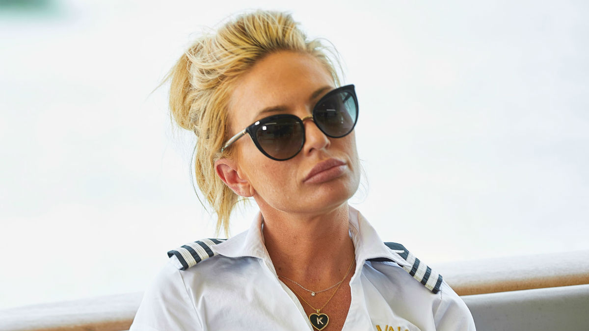 Below Deck's Kate Chastain reveals the way she squaahs the online haters.