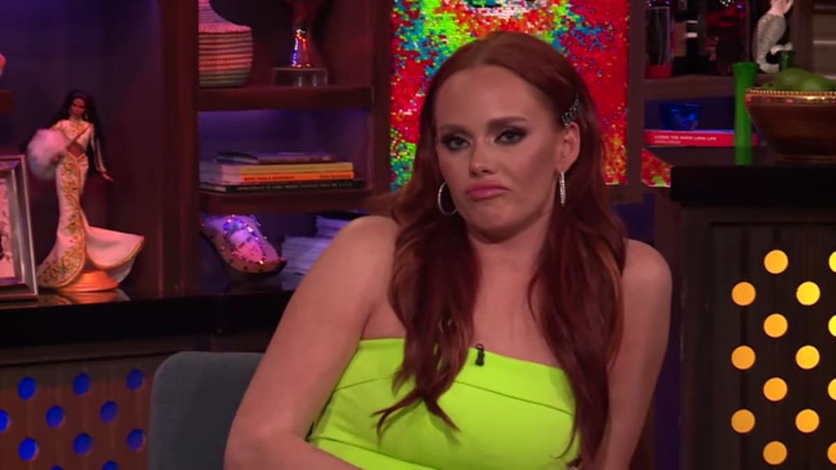 Kathryn Dennis on Watch What Happens Live.