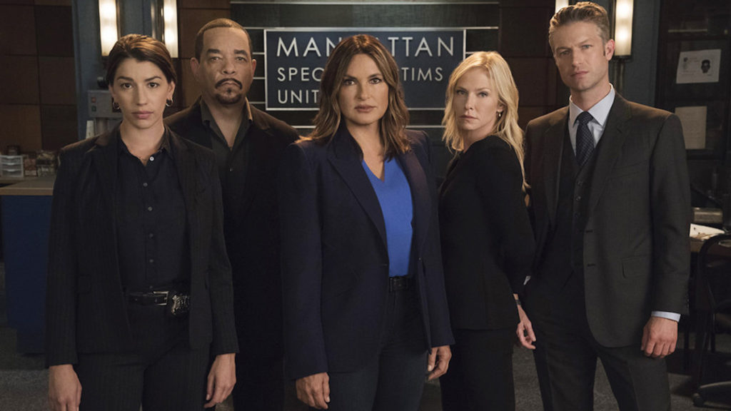 Law & Order: SVU Season 22 release date