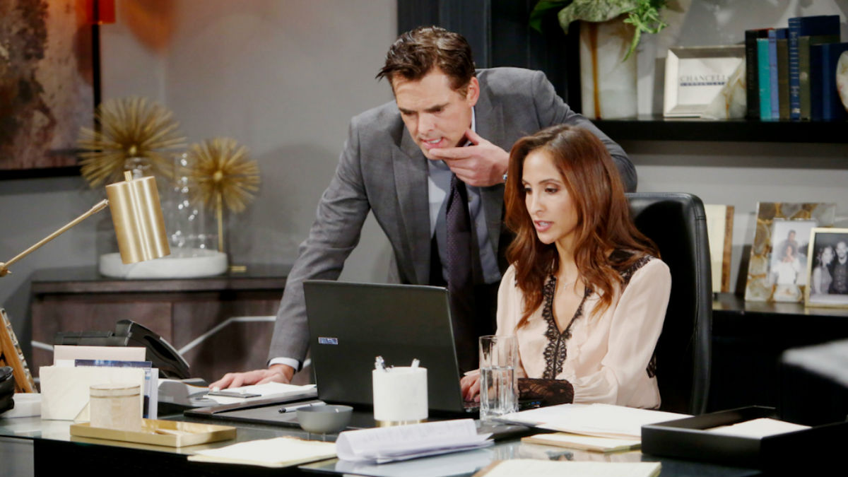 The Young nd the Restless spoilers tease Lily faces some emotional turmoil.