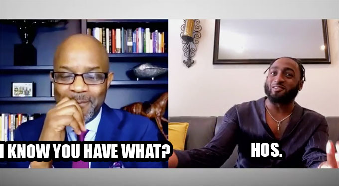 MAFS Woody talking to Pastor Cal