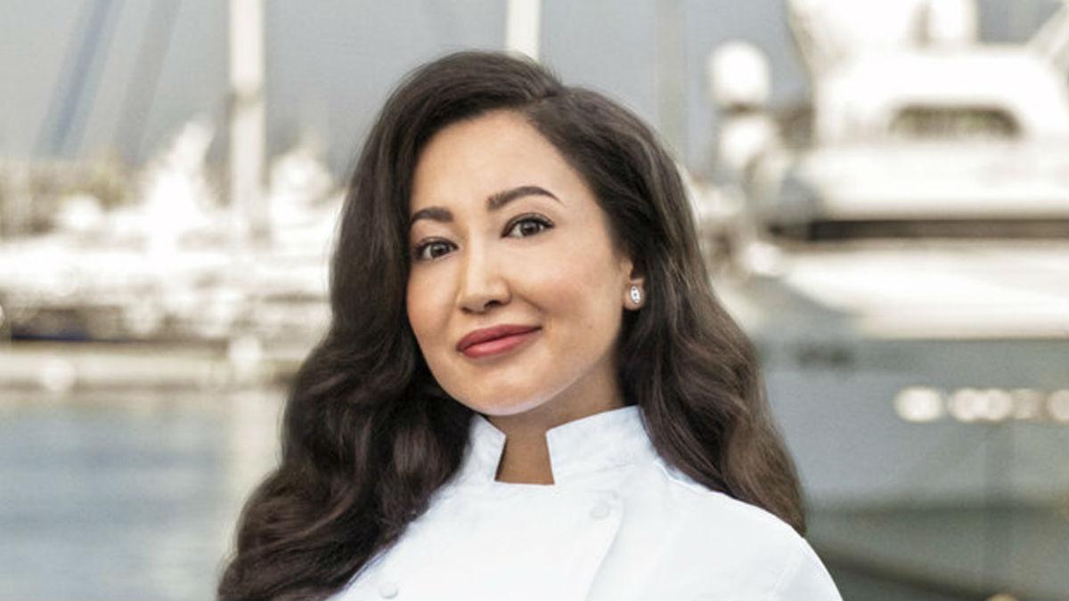 Below Deck Med Season 4 chef Mila Kolomeitseva