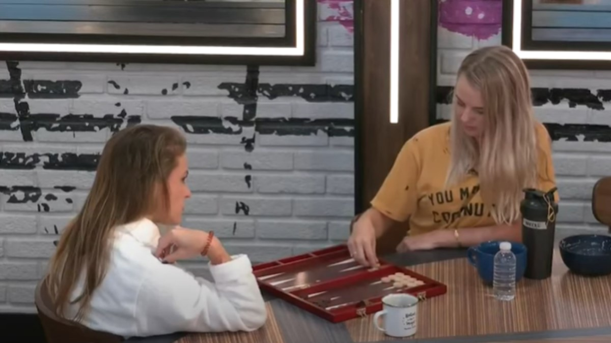 BB22 Backgammon