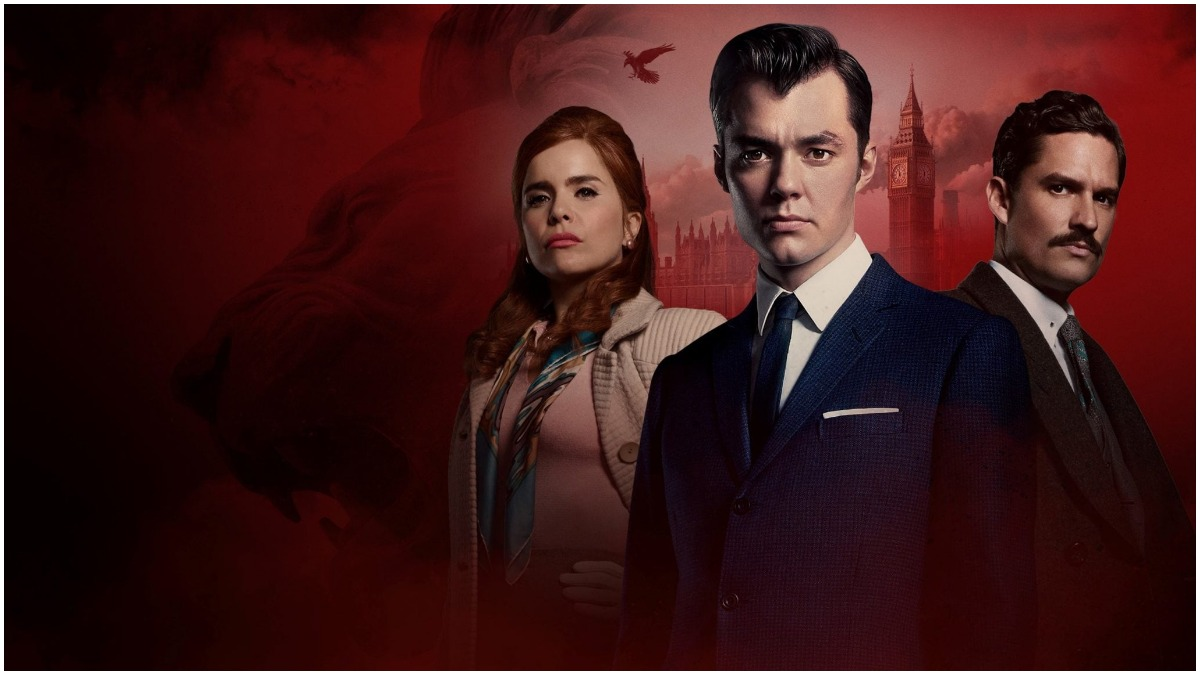 Pennyworth Season 2 release date