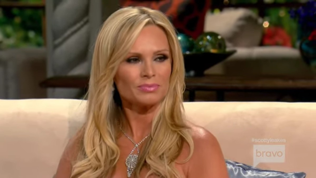 Tamra Judge on RHOC.