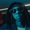 Rapper Tyga music video