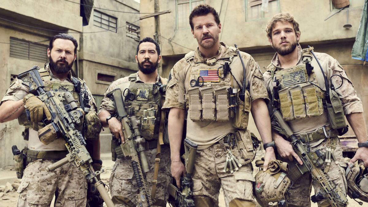 SEAL Team Season 4 release date