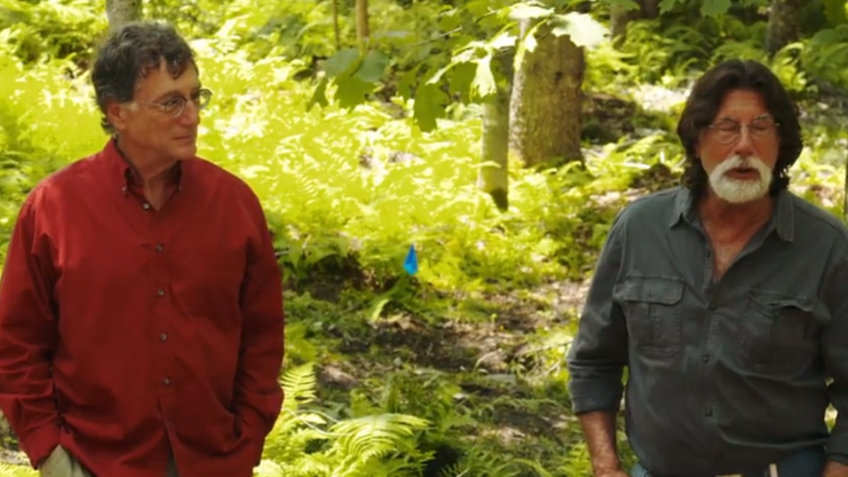 Brothers Rick and Marty Lagina return to Oak Island