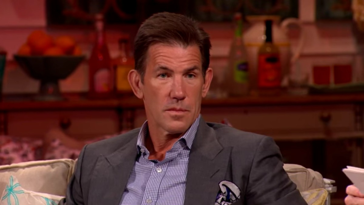 Thomas Ravenel at a Southern Charm reunion.
