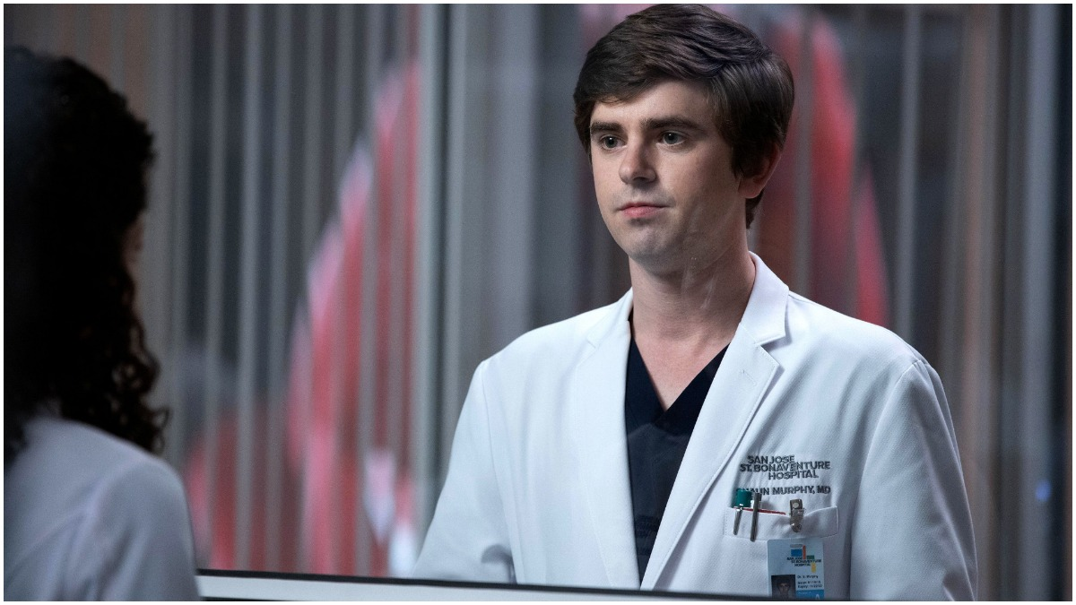 The Good Doctor Season 4 release date