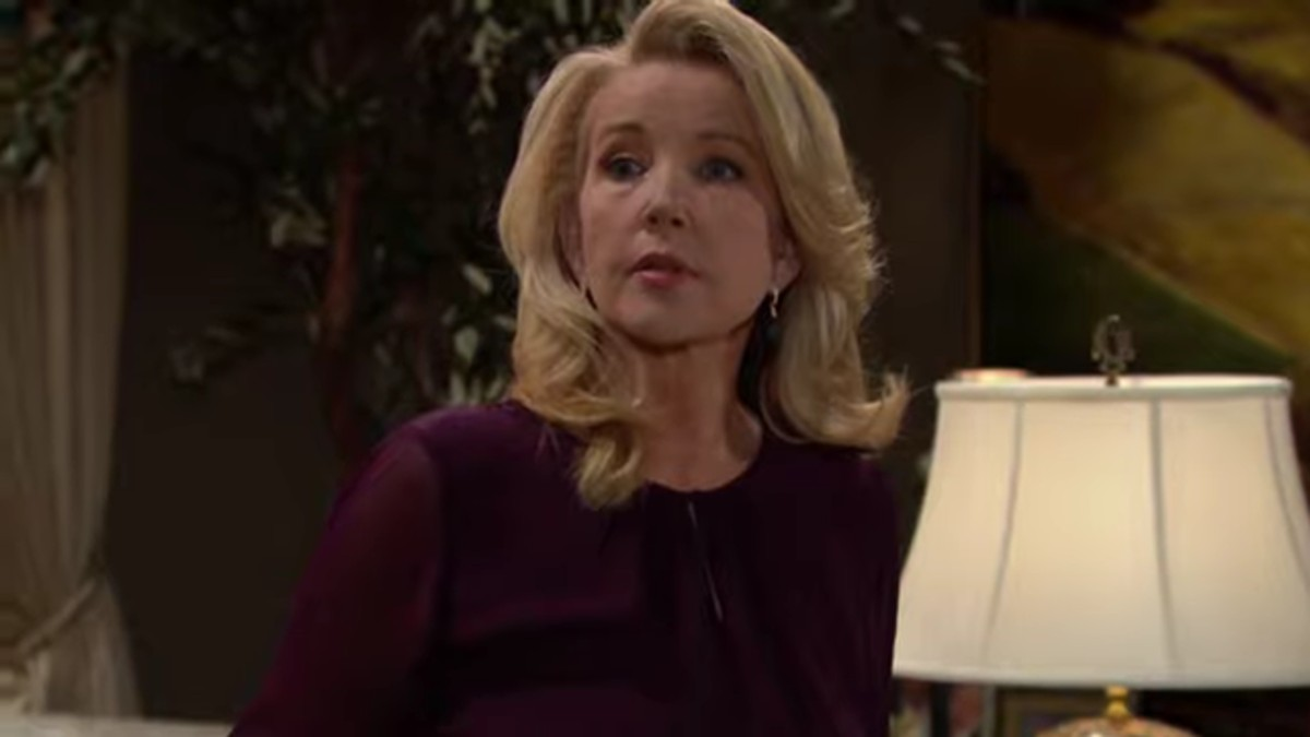 Melody Thomas Scott as Nikki on Y&R.