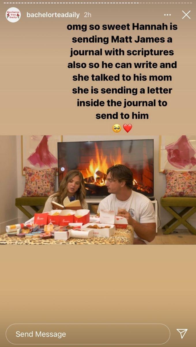 Tyler and Hannah