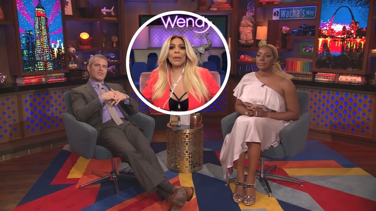 Nene Leakes takes aim at Andy and Wendy Williams