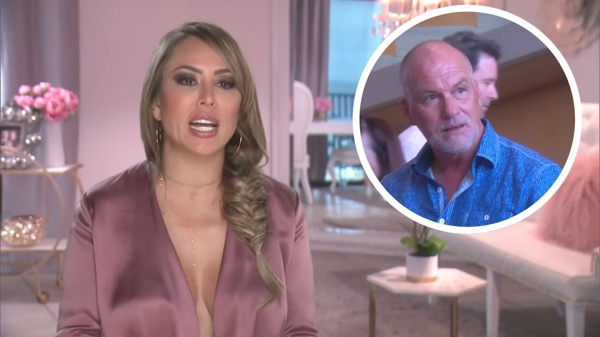 Kelly Dodd blasts ex-husband and brings Jolie into the mix.