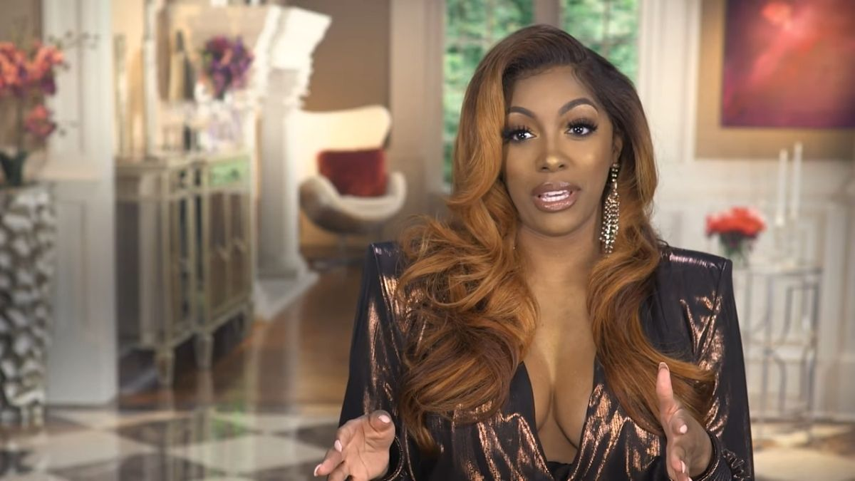 Porsha Williams calls out Candiace Dillard for pressing charges against Monique Samuels