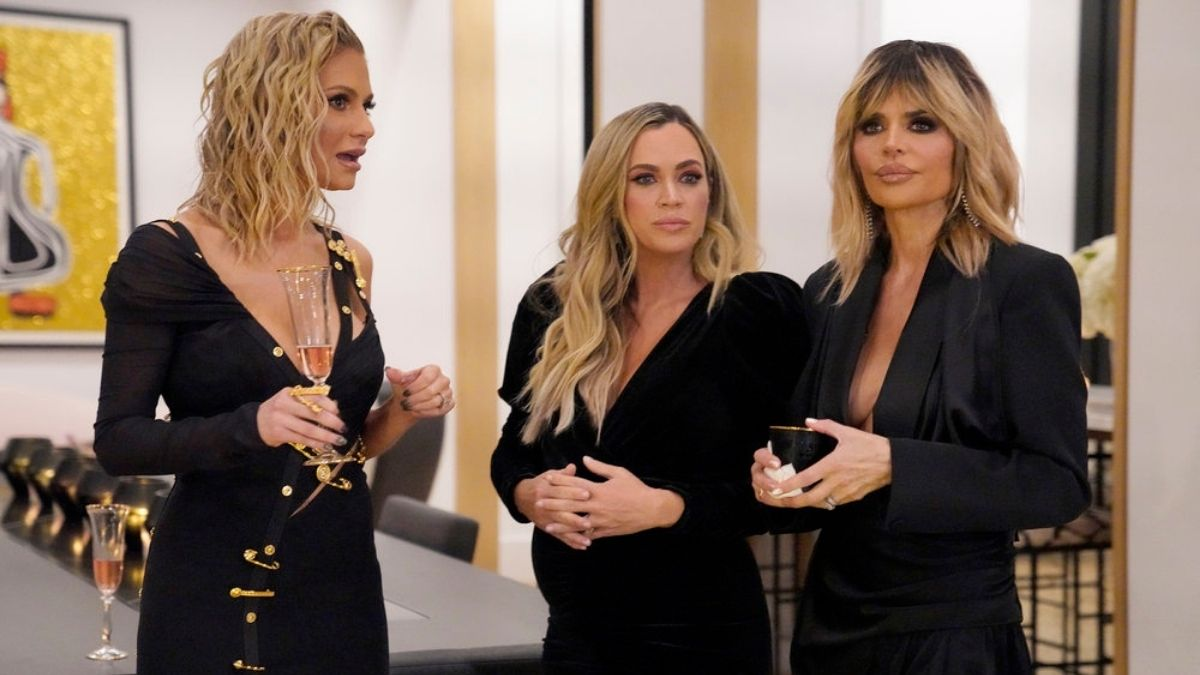 Teddi Mellencamp dishes about RHOBH firing, says she was blindsided