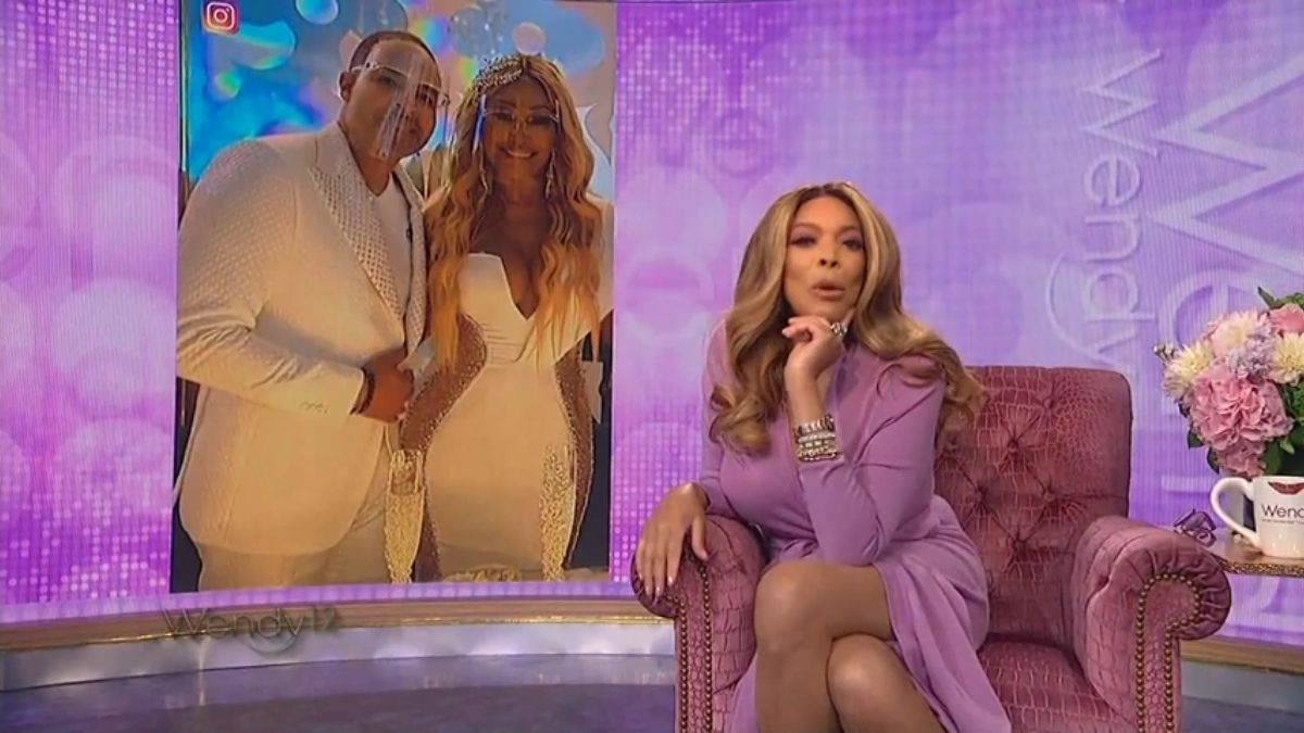 Wendy Williams takes aim at Cynthia Bailey and Mike Hill's marraige