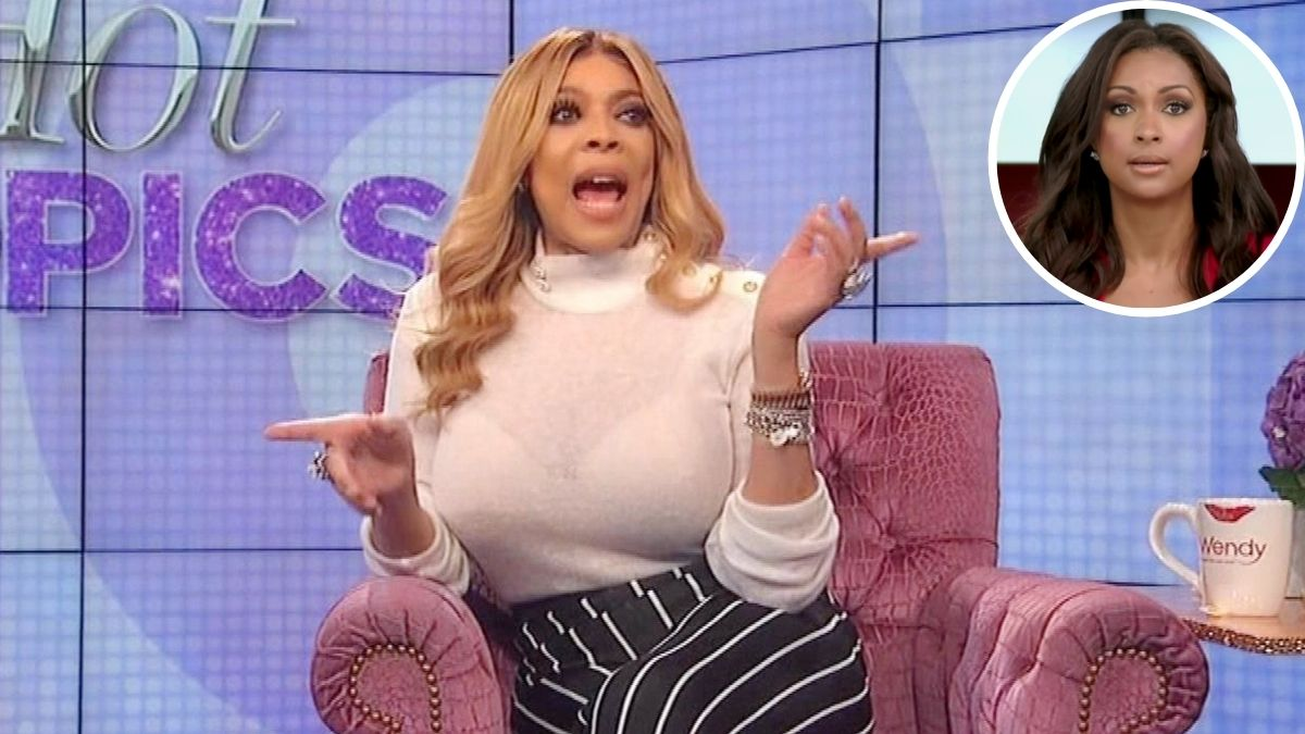 Wendy Williams takes aim at Real Housewives while talking first black cast member